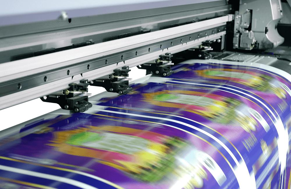Large format printouts
